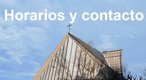 Iglesia horarios