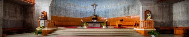 Altar e imágenes