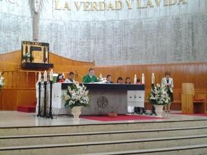 Parroquia de San José, Primeras Comuniones 25(65)