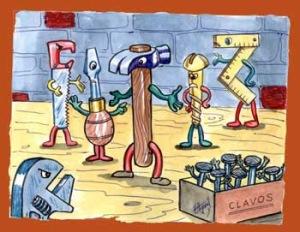 asamblea de carpinteria