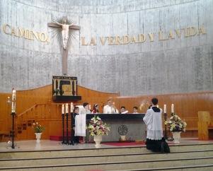 Celebración Primeras Comuniones en la Parroquia de San José (22)