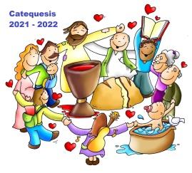 Agenda Catequesis 2021-2022
